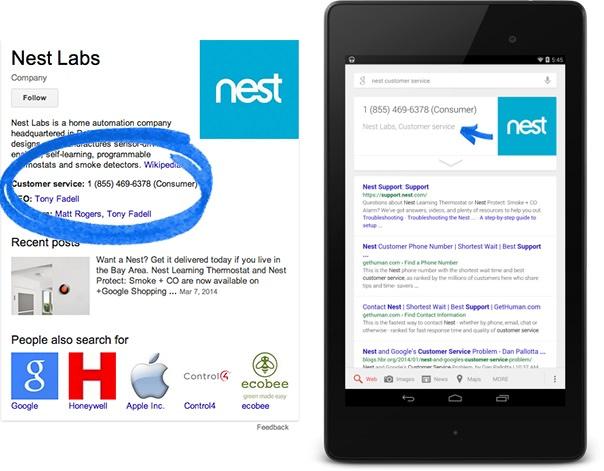 چگونه در صفحات نتایج جستجوی گوگل بدرخشید 18