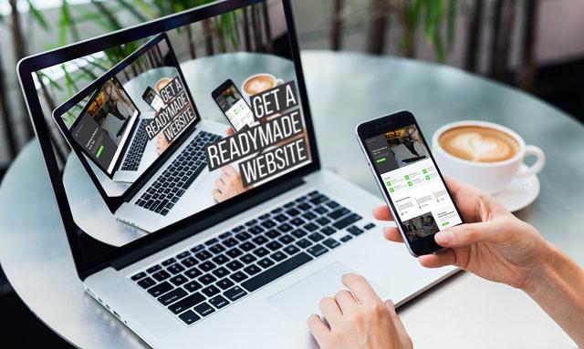 سایت آماده فرشمی؛ تحولی در طراحی وب مدرن برای کسب و کارها 3
