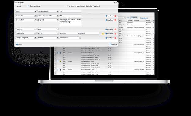 مدیریت آسان محصولات بیشمار فروشگاههای بزرگ با مدیر هوشمند ووکامرس 14