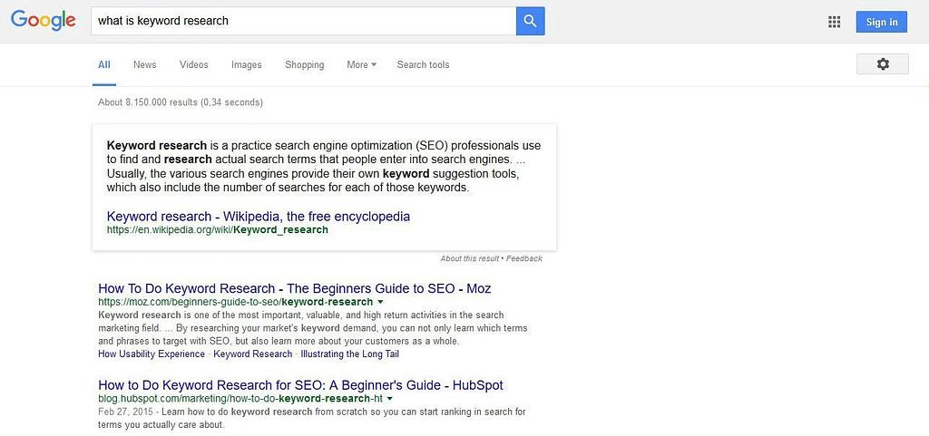 سئوی قدم به قدم: راهنمای جستجوی بهترین کلمات کلیدی برای وبسایت شما - پژوهش کلمات کلیدی 2