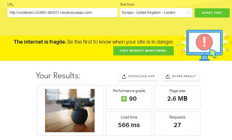 سرعت سایت وردپرس تان را دستکم دو برابر کنید 2