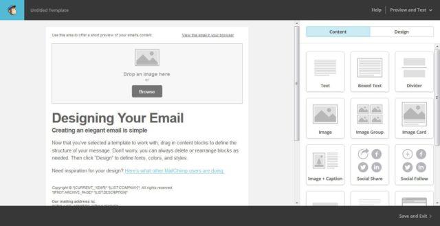 آموزش نحوه راه اندازی کمپین ایمیلی با Mailchimp 42