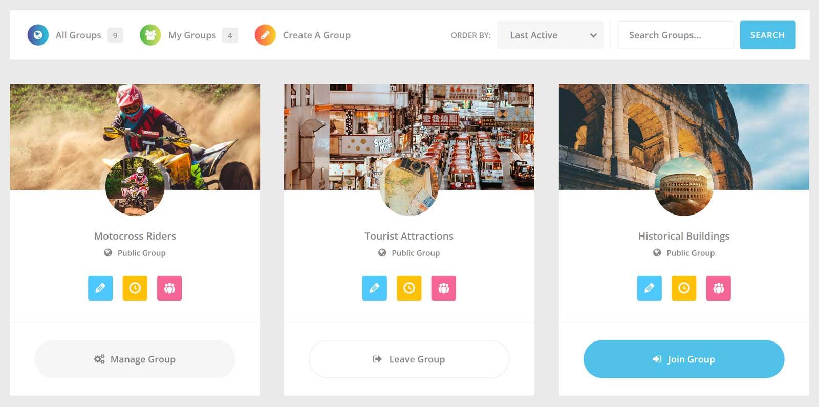 ساخت شبکه اجتماعی با وردپرس توسط افزونه youzer و بادی پرس 28
