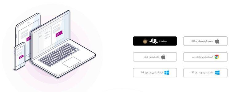 بهترین سرویسهای چت آنلاین در سال ۱۴۰۰ برای سایت ما چیست 5