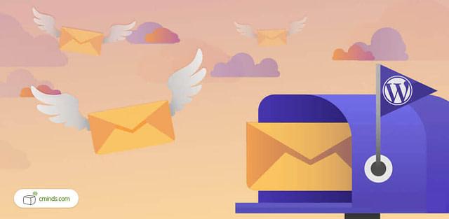 همه چیز درباره سیستم ارسال ایمیل وردپرس و رفع مشکلات آن 1