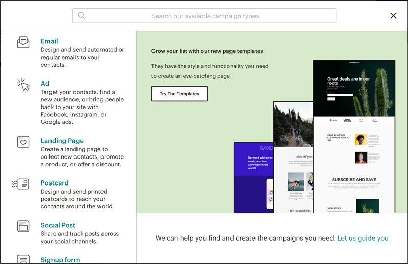 آموزش mailchimp؛ سه اشتباه رایج در میل چیمپ 2