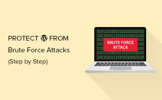 چگونه سایت وردپرسیمان را از حملات بروت فورس در امان نگه داریم؟ 2