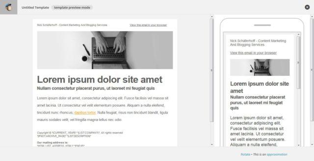 آموزش نحوه راه اندازی کمپین ایمیلی با Mailchimp 44